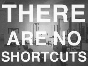no-shortcuts