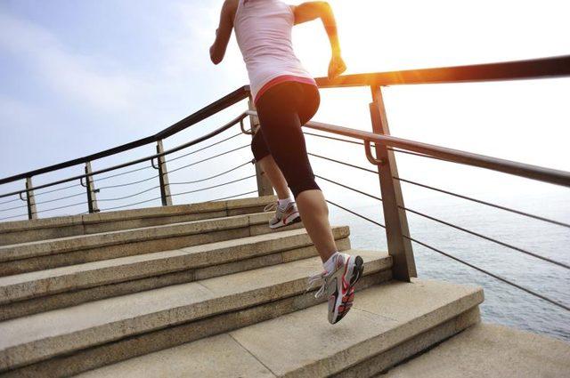 Stair Running Programs