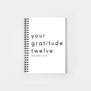 your gratitude twelve